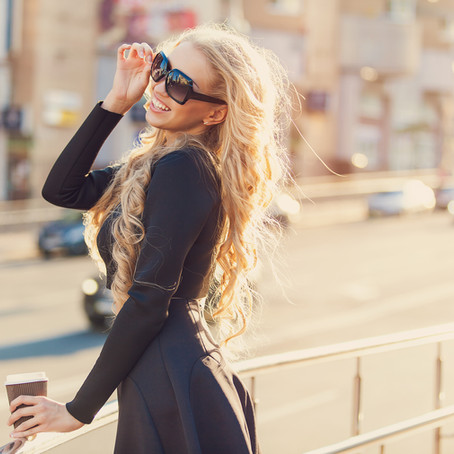 Now You Can Wear Your Hair Extension  Everywhere With Clip & Go Extensions!