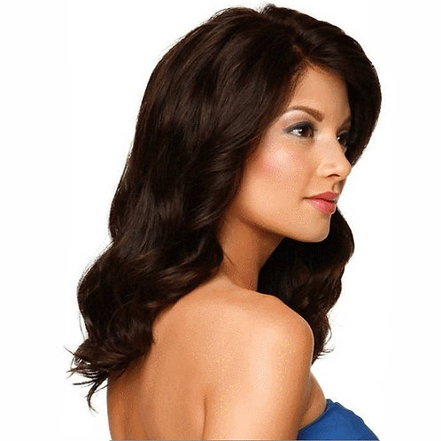 Chocolate Brown Lace Front Wig