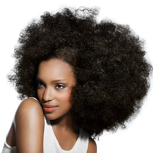 Pure Lux Afro Kinky  Brazilian Hair Extensions