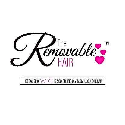 removable hair logo transparent hair.png