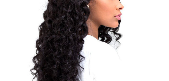 Aqua Lux Bossy Wavy Hair Extensions