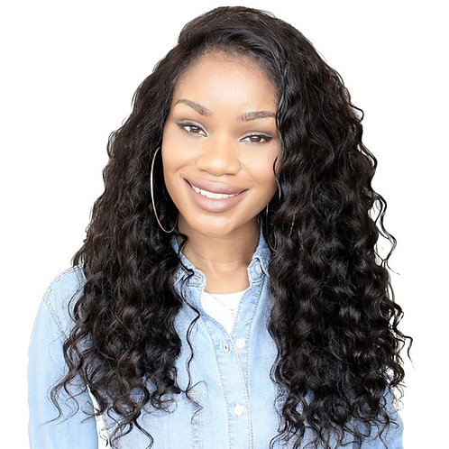 Lux 3x4 Lace Bossy Wavy Closures