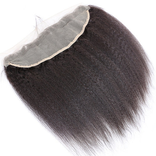 Pure Lux Kinky Straight Lace Frontal