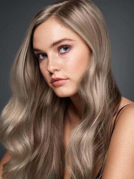 Keratin Hair Extensions Ash Blonde #18 Itip Strands