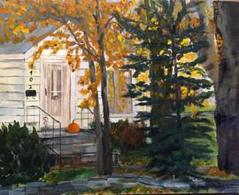 Fall Pumpkin 1402