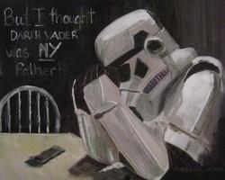 Confused Trooper