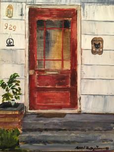 Red Door 929
