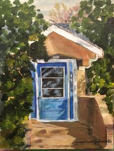 Blue Door 533