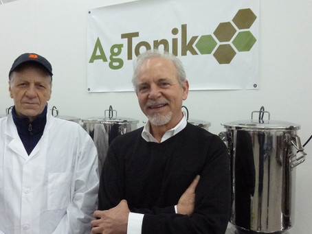 Kalamazoo Entrepreneurs Launch AgTonik To Produce Fulvic Acid for Farm and Hydroponics Operations