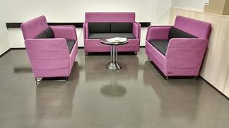Morfico önterülő padló irodákban