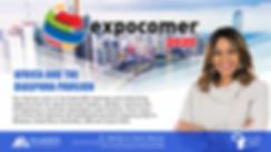EXPOCOMER 2020 - HARRIS BUSINESS ENTERPR
