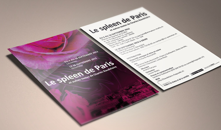 Cultur'events | flyers