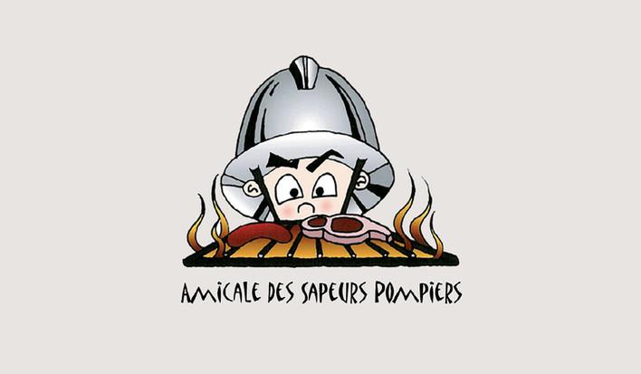 Amicale des Pompiers de Puplinge  |  logo