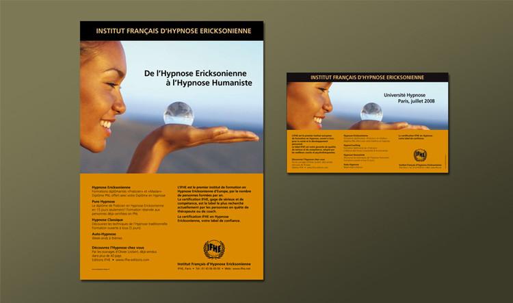 Institut Français d'Hypnose Ericksonienne | annonces