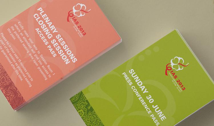 International AIDS Society  |  cartes d'accès