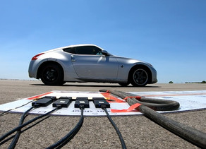 Optimize Tire Design: Portable, High-Resolution Dynamic Tire Footprint Testing at Any Speed