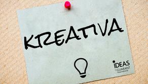 Kreativa v hlavní roli