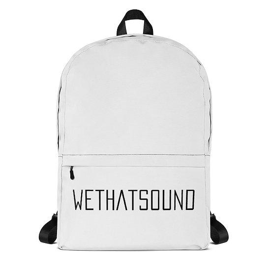 WETHATSOUND Backpack