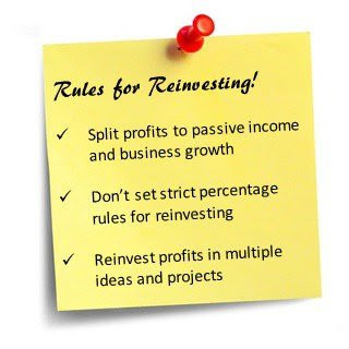 Multiplying Your Profit - Reinvestments