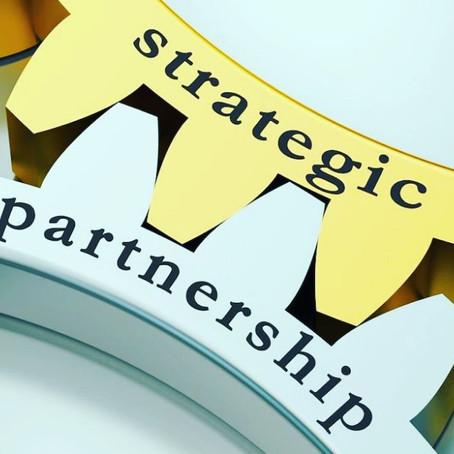 Stronger Together - Strategic Partnerships