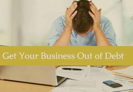 Tackle Business Debt