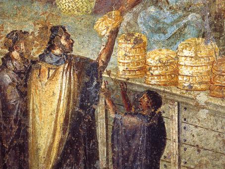 The Food Riots in the Roman Empire