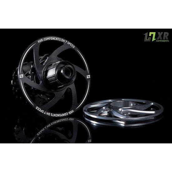 DH Bloc 7 Speed, schwarz