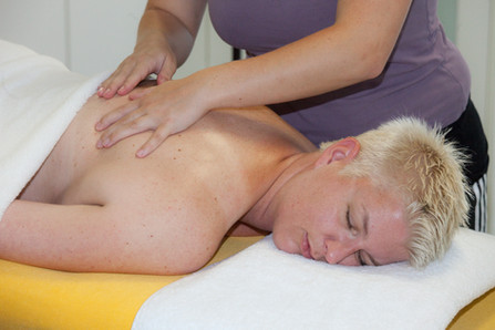 Massagen und Entspannung