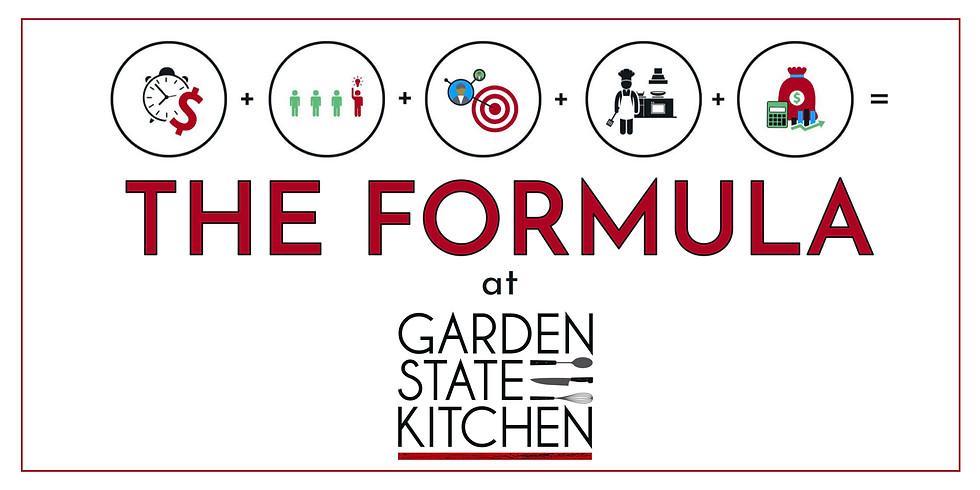 THE FORMULA: Six-Workshop Series