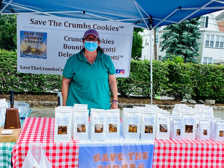 Entrepreneurs Feature: Meet Save the Crumbs Cookies – Crunchy Treats for People and Their Pets