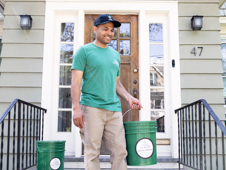Entrepreneur Feature: JAVA'S COMPOST