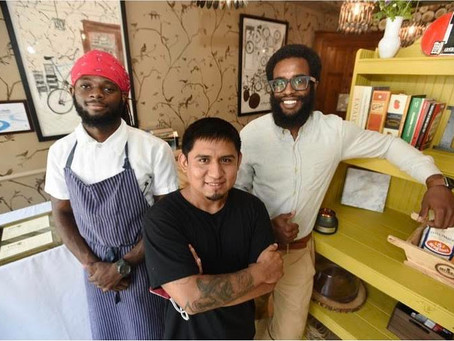 Entrepreneurs Feature: Three is the Magic Number for ESO Artisanal Pasta