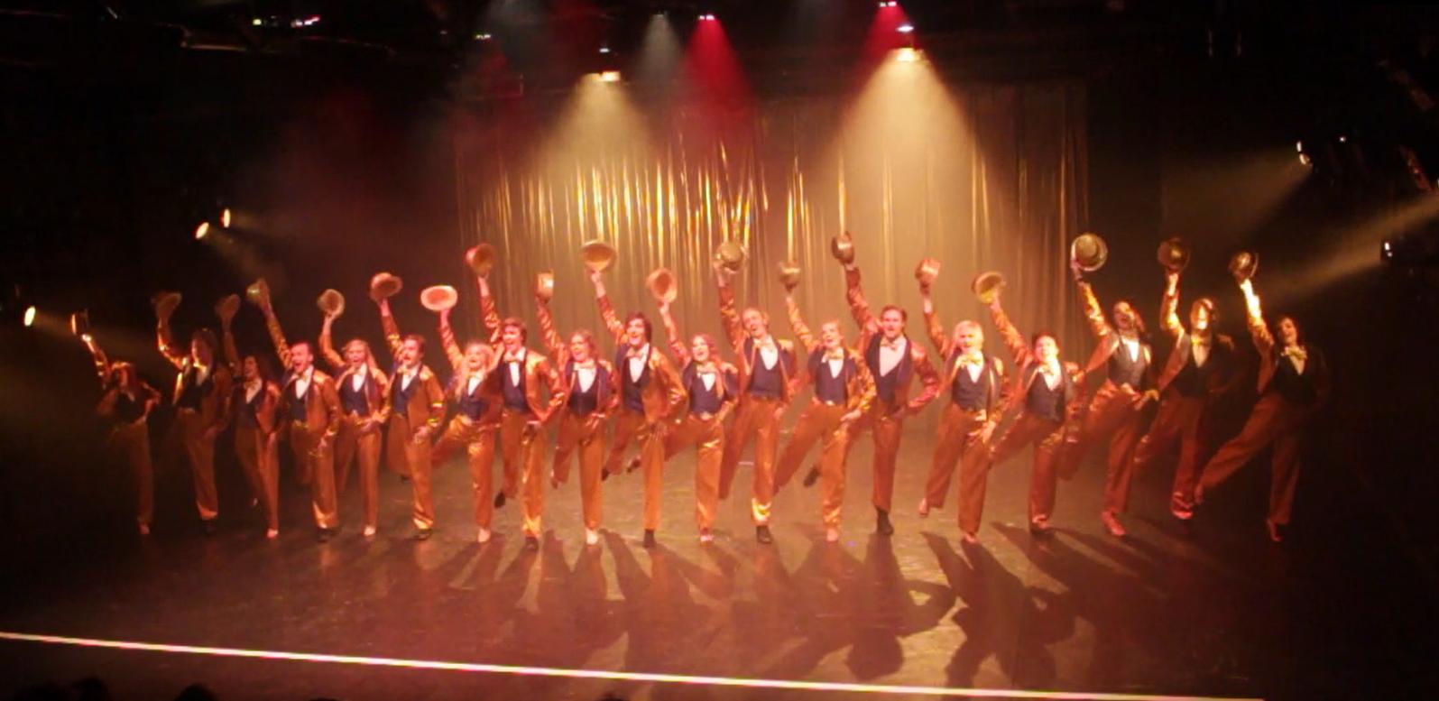 A Chorus Line - Balettakademien 2013