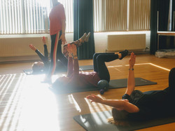 Pilates exercise