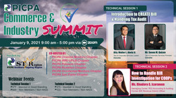 PICPA-Southern Tagalog Commerce and Industry Summit