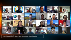 2021 First ACPACI Board and Committee Chair Meeting