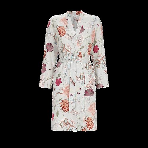 robe de chambre légère fleurie