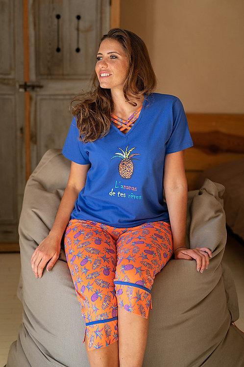pyjama ananas