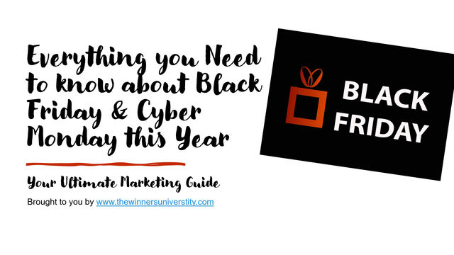 How to Get more Customers on Black Friday