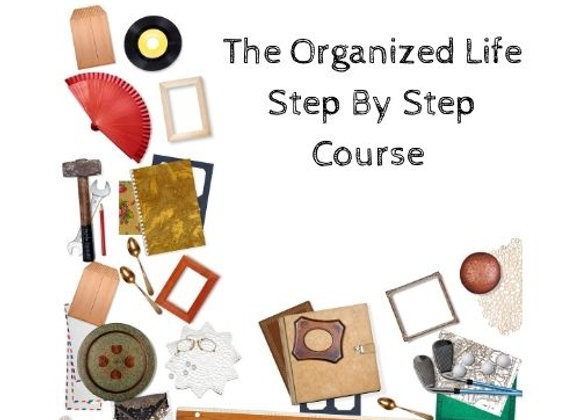 The Organized Life -Video Course