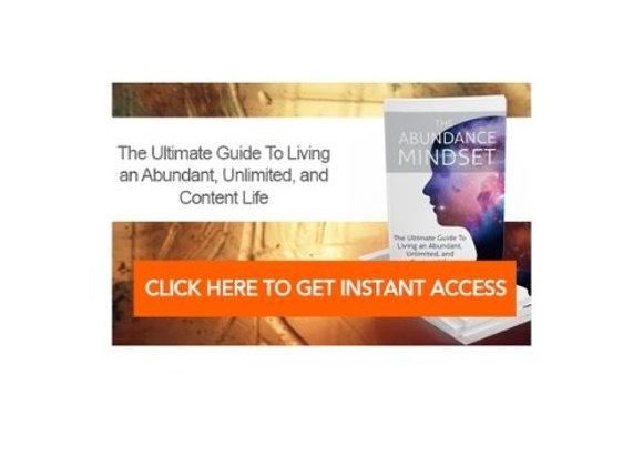 The Abundance Mindset Advanced Course