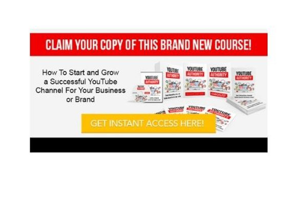YouTube Authority Advanced Course