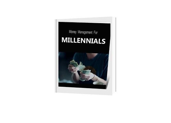 Money Management for Millennials