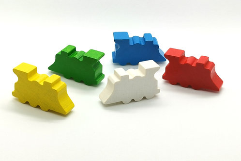 Train Meeples