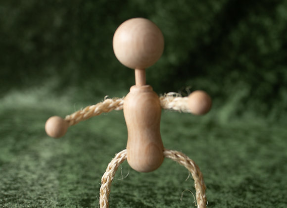 Rope doll