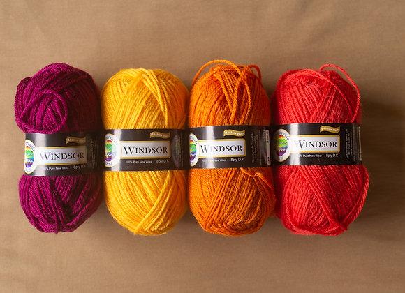 Windsor 8ply wool