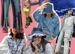 From the Fashion Archives: All about the Denim Fever