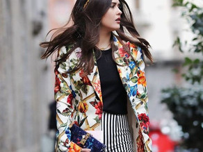 The Art of Mixing Prints
