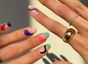 The nail art you NEED to complete your fall outfit