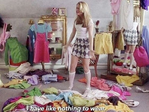 I Have Nothing To Wear...